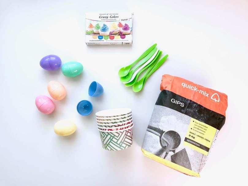 Regenbogen Straßenmalkreide Eier1