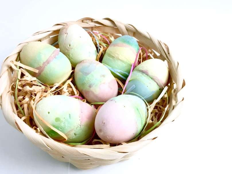 Regenbogen Straßenmalkreide Eier18