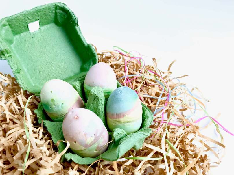 Regenbogen Straßenmalkreide Eier19